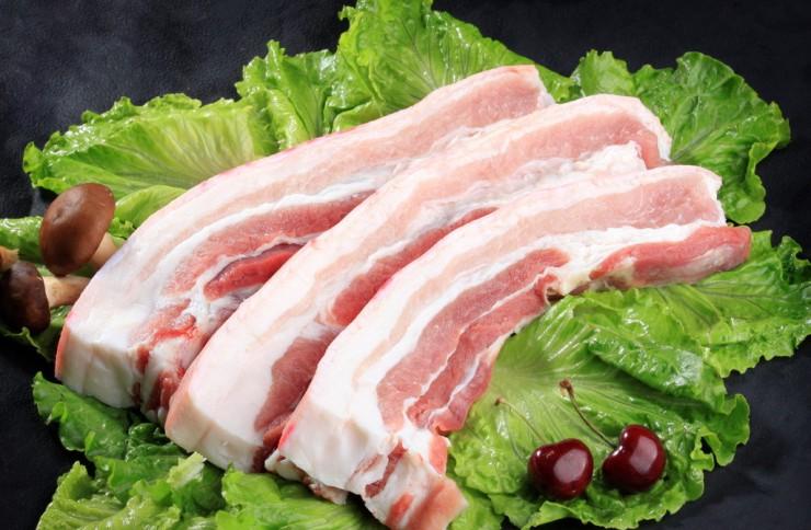 蔬菜配送-三层肉