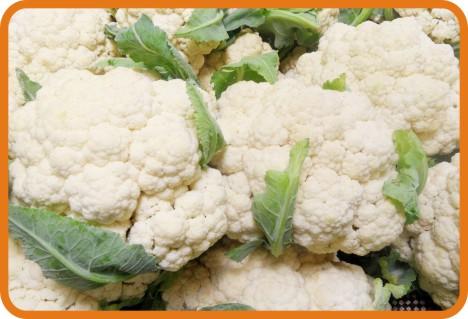 新鲜蔬菜-花菜